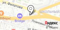 Серагем на карте