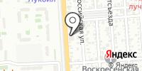 Сантехкомплект на карте