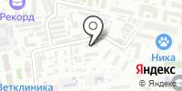 МиДи на карте