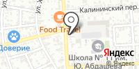 Виктори на карте