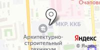 КАСТ на карте