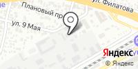 Келеб на карте
