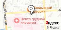 Отис-Тур на карте