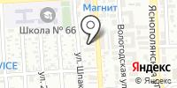 Имидж Инвентор на карте