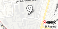 Бва на карте