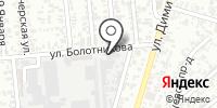 Юг-Автокомплект на карте
