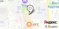 Витекс на карте
