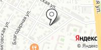 С.Лоран на карте