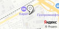 Юмаком на карте