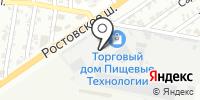 Вик на карте