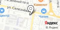 Инфо-Серт на карте
