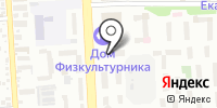 Швейное ателье на карте