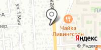 АвтоПромСнаб на карте