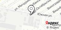 Кемпинг-Центр на карте