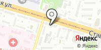 Джесвик на карте
