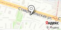 Экспресс оптика на карте