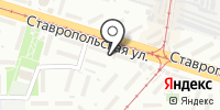 Синема на карте