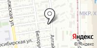 Боярские Забавы на карте