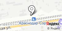 Авт Кубань на карте