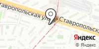 Фрау Эмма на карте