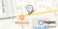 Попугай-Авто на карте