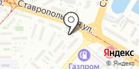 ТрансСервис-Краснодар на карте