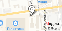 Кубаньпечать на карте