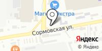 Управление пенсионного фонда РФ в Карасунском внутригородском округе г. Краснодара на карте