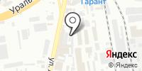 Субару клуб на карте