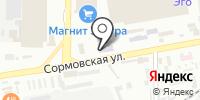 КПТ на карте