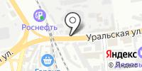 Союз-М-Кубань на карте