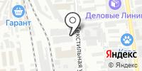 Центр приема металлолома на карте