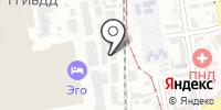 Кубаньхлебмонтаж на карте