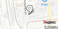 Токарев-мебель на карте