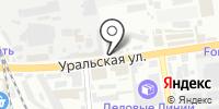 Промстройкубань на карте