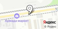 Профлик на карте