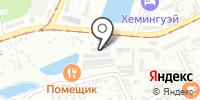 Фаренгейт на карте