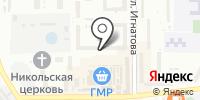 Центр психолого-педагогического сопровождения на карте