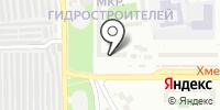 М.А.К. на карте