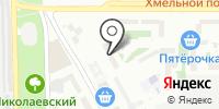 Омега-Трейд на карте