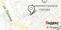 Туапсе-Орбита на карте