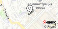 Банк Первомайский на карте