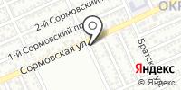 Подшипник.ру Юг на карте