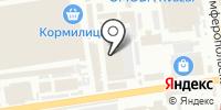 Албес на карте
