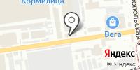 Irisk на карте