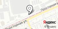 Плазер на карте