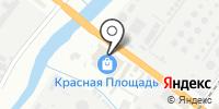 Южтехмонтаж на карте