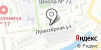 Sv-сервис на карте
