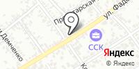 АвтоЮг на карте