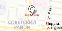 Отдел военного комиссариата Воронежской области по Советскому и Ленинскому районам на карте